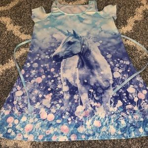 Justice Unicorn dress 🦄